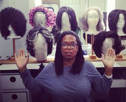 does mj from shas wear a wig make up free oprah winfrey shows off her wig collection on the set