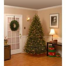 12 ft dunhill fir artificial tree with 1500 clear