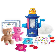 build your own teddy build a station other arts creativity uk