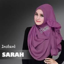 model jilbab instant model jilbab terbaru dan modern