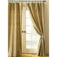 Dupioni Silk Drapes Discount Window Treatments Pottery Barn Silk Wheat Drapes