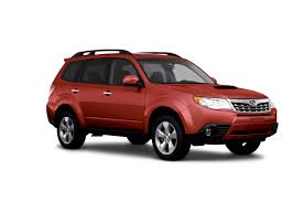 subaru forester red 2011 subaru forester images released autoevolution