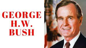 George H W Bush Date Of Birth George Hw Bush Biography Youtube