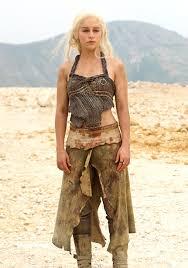 khaleesi costume of thrones emilia clarke ranks daenerys costumes
