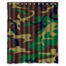 Realtree Shower Curtain Buy Custom Shower Curtain 60 X 72 Realtree Camo Green Decorative