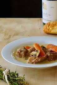 cuisiner la blanquette de veau blanquette de veau traditional recipe 196 flavors