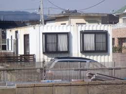 my corner of japan shipping container house