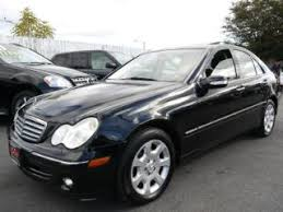 2006 mercedes c class for sale used 2006 mercedes c class for sale pricing features