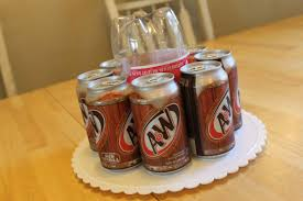 beer can cake a pyp best blog thrifty and fun birthday cake gift pinching