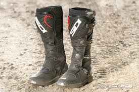 motocross boots dirt bike gear reviews motorcycle usa