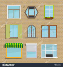 Different Types Of Home Designs House Window Types