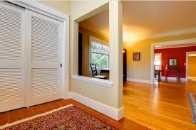 Louvered Closet Doors Interior Panel Louver And Flush Doors Interior Closets With Regard To