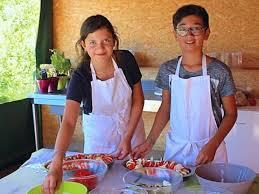 colonie cuisine colonie stage de cuisine pour enfants et ados 8 14 ans été 2018