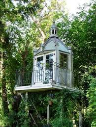 Cool Tree Houses This Looks So Awesome 3 In 1 An Ultimate Tree House With Hammock