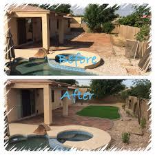 12 arizona backyard landscape ideas awesome design thebusylife us