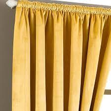 Gold Velvet Curtains Riva Home Imperial Velvet Woven Pencil Pleat Lined Curtains Ebay