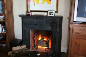 ideas u0026 tips black isokern fireplace on the white wall with