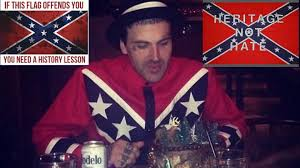 Dixi Flag Yelawolf Defends The Confederate Flag Youtube