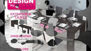 Table Extensible by Table Extensible Smart Design Par 13casa Youtube