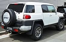 toyota fj cruiser upload wikimedia org wikipedia commons thumb a ae