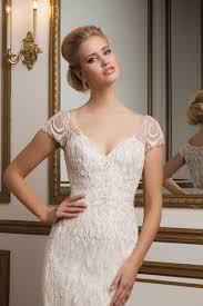 cap sleeve wedding dress style 8846 intricate beaded back and cap sleeve wedding dress