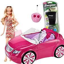 barbie u0026 174 remote control convertible barbie doll u0026 battery