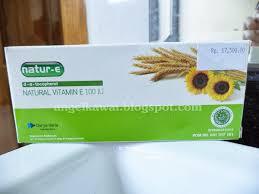 Pembersih Muka Natur E angelkawai s diary mengenai manfaat vitamin e untuk kulitku