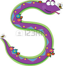 S Snake Clipart S Shape Pencil And In Color Snake Clipart S Shape