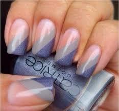 the 25 best diagonal nails ideas on pinterest scotch tape nails