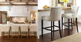 kitchen island with stool top 5 best stools for your kitchen island thecraftr com
