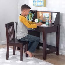 Kidkraft Pinboard Desk With Hutch And Chair Desks Kidkraft