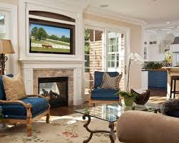 Tv Mount Over Fireplace by Tv Mounted Over Fireplace Houzz