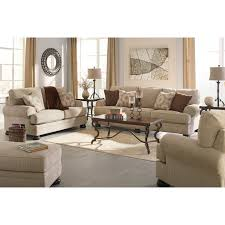 Ashley Furniture Quarry Hill Livingroom Set in Quartz