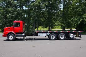 volvo used trucks flatbed trucks for sale in pa