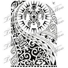 12 best hawaiian tattoo designs images on pinterest design