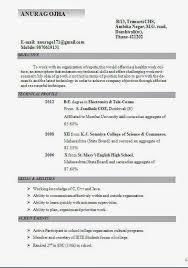 Bio Data Resume Resume Cv Cover Letter 1 Biodata Resume Template 4 Biodata