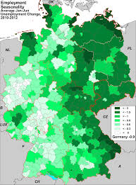 Darmstadt Germany Map by Germany Employment Maps