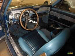 1967 nightmist blue ford mustang coupe 75726873 photo 4