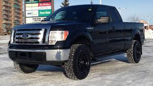 ford f150 supercab xlt lifted 2011 ford f 150 xlt winnipeg mb supercab leveling kit