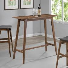 Expandable Bistro Table Cool Mid Century Bistro Table With Mid Century Expandable Dining