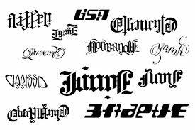 king bob ambigram designs