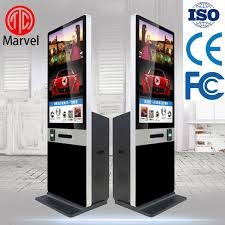 portable photo booth hot sell portable vending machine digital touch screen photo booth