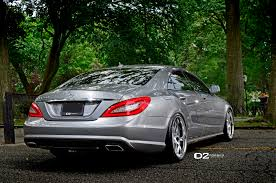 mercedes amg 550 cls d2forged mercedes cls 550 fms08
