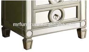 3 drawer accent table mr 4g0121 monarch specialties 3 drawer accent table mirrored buy