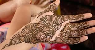 best simple eid henna mehndi designs image for