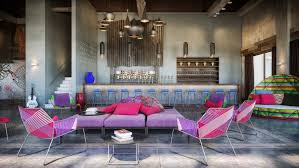 colorful interiors colorful and exuberant home interior design ideas look so