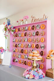 donut walls is the newest wedding trend that will make your day
