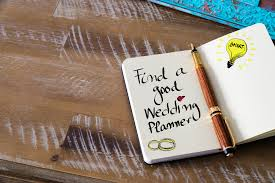wedding planner notebook wpic ca find a certified wedding planner