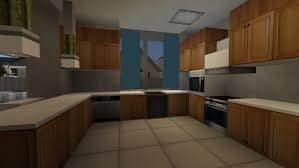 minecraft furniture kitchen a kitchen in a huntington city home