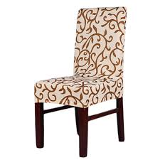 popular elasticated dining chair seat covers buy cheap elasticated